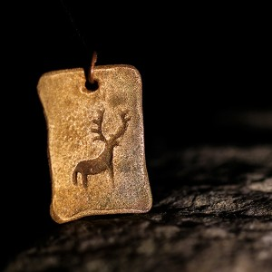 Deer, in Bronze 240 SEK